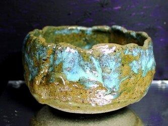 茶碗 銘「白天月白2」の画像