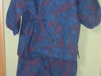 sele  着物リメイク 作務衣の画像