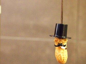 ピーナッツおじさん ちょい悪 ネックレスの画像