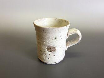 粉引マグカップ(反)の画像