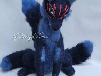 闇狐の画像