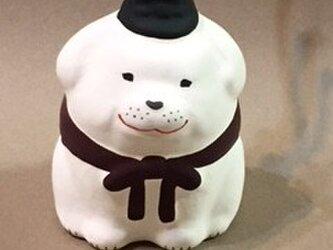 犬の土鈴。聖徳太子の愛犬 雪丸。の画像