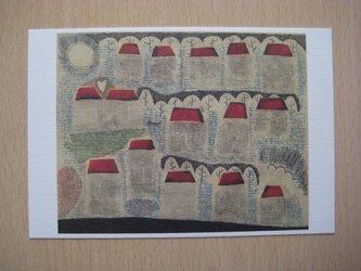 ポストカード 『朝の歌』 2枚セットの画像