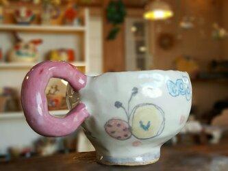やさしい色マグカップの画像