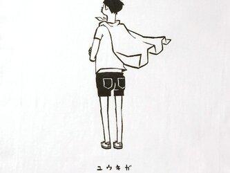 マント【Tシャツ】の画像