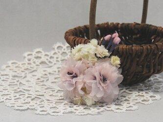 幻桜 ~Mini corsage~の画像