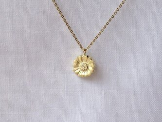 F様専用 K18Pendant Floral チェーンK18ピンクゴールドの画像