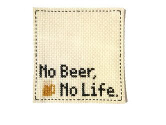 コースター ビールの画像