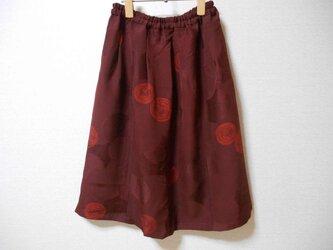 着物コートからスカートの画像