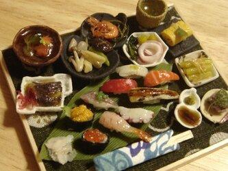 ★和の御膳・豪華にぎり寿司・縁起物の画像