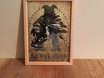 インディアンエースポスターの画像