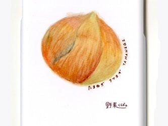 iphoneケース 野菜くらぶ。  ひょうごの玉ねぎ iphone6 iphone6s スマホケースの画像