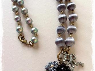 SALE! Reine Victoria レディVのネックレスの画像