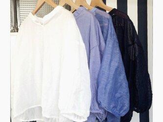 コットンシャツ  POTAREA  sold  outの画像