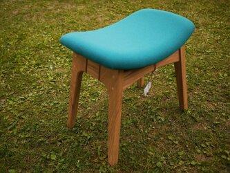 [ nest-stool 2line style ] ネストスツール 2ラインスタイルの画像