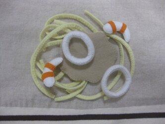 シーフードスパゲティの画像