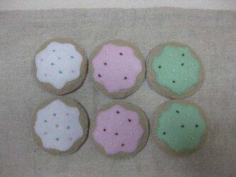 シュガークッキーの画像