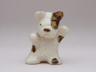 ボストンテリア(陶製)の画像