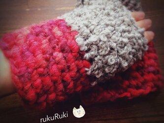 ハンドウォーマー * ruby × rubyの画像