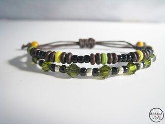 Green spirit braceletの画像