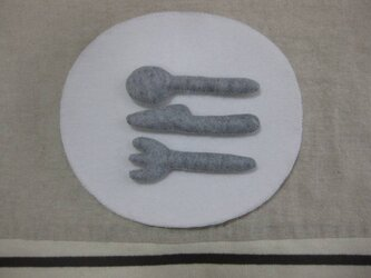 カトラリーセットの画像