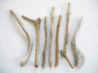 流木素材(セット) 022  [約L21~26cm]の画像
