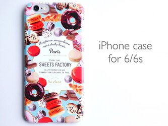iPhone case for 6/6s 【SWEETS FACTORY】の画像
