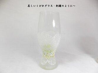 美しい~くびれグラス・刺繍のよう~Aの画像