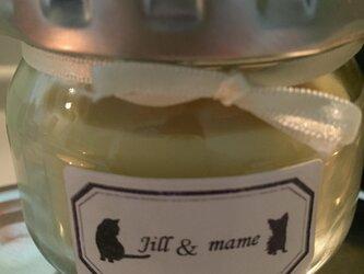 蜜蝋とソイワックスのブレンドキャンドルの画像