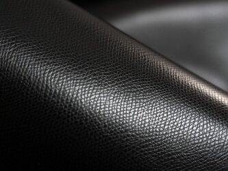 【オーダー品】高橋手帳A6サイズ用手帳カバー クシュベル・ブラックの画像