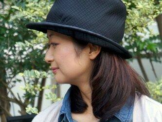 2way HAT(BLACK black)の画像