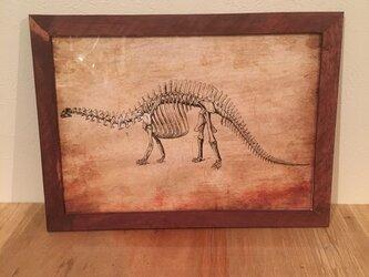 恐竜ポスターの画像