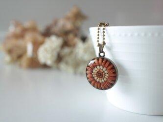 お米のネックレス 赤米の画像