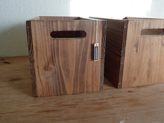 CDボックス (2個セット)の画像