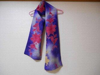 ゆみひめ様ご予約品★アンティークの着物からスカーフの画像