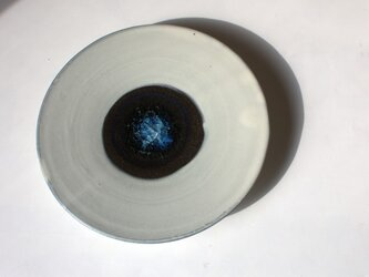 粉引皿の画像