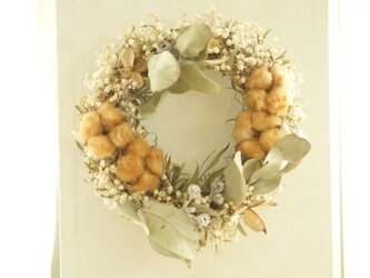 Antique風 wreathの画像