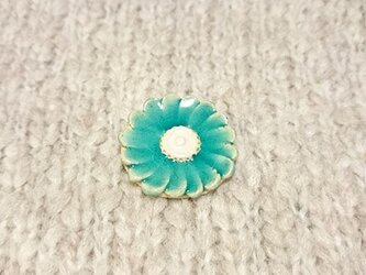 Flower Brooch (b-K)の画像