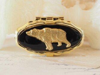 クラシカルソーイングセット クマの画像
