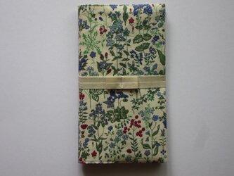 カード・名刺入れ 60枚 (リバティ Field Flowers)の画像