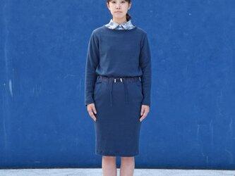 SALE!!!  cardboard knit skirt ダンボールニットスカートの画像