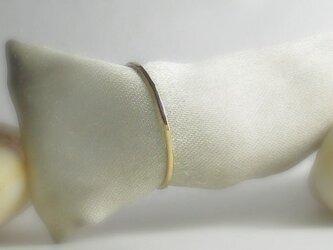 gold K18 Ring 0022の画像