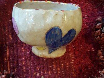 ハートがいっぱい♥フリーカップの画像