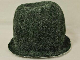 羊毛とアルパカの帽子の画像