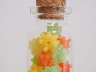 こんぺいとうのびんづめ ビタミンカラーの画像