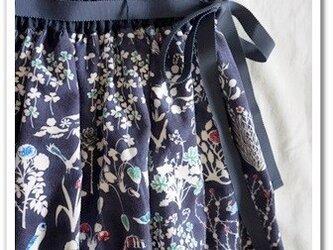 リバティ・コーデュロイ*リボンスカートの画像