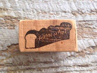0041 山型パン HOMEMADEの画像