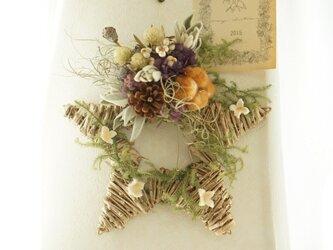 シャンパンstar wreath (シック)の画像