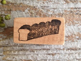 0085 山型パン HOMEMADEの画像