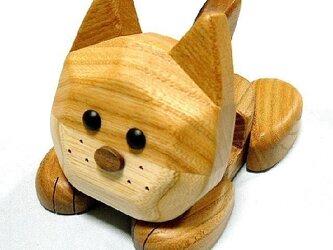 犬のスマホ&携帯電話スタンドの画像